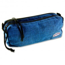 Z:Pencil Case Blue Denim
