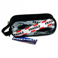 Z:Pencil Case Fragile Two Pocket
