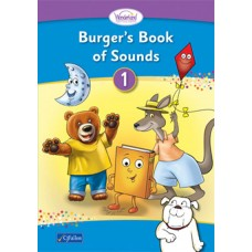 Burgers Book of Sounds 1 PACK