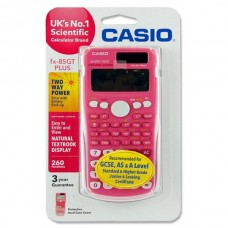 Z: Calculator CASIO FXGT PINK Solar