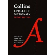 Dictionary Collins Pocket English