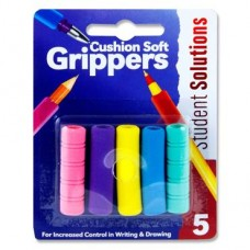 Z:Pencil Grippers Packet of 4