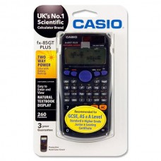 Z: Calculator CASIO FXGT Solar
