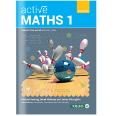 Active Maths 1 2nd Edition PACK
