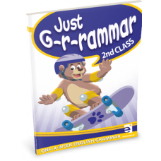 Just Grammar 2nd Class