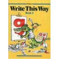 Write This Way Book 2 Handwriting