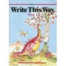 Write This Way Book 3 Handwriting