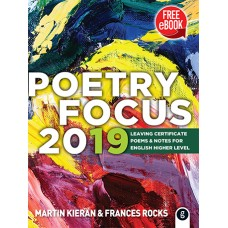Poetry  Focus 2019 Higher Level
