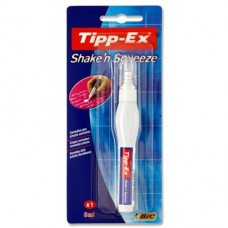 Z: Tippex Shake and Squeeze