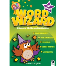 Word Wizard 1st Class Gill Education
