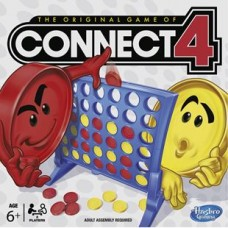 Connect Four-6 Years Plus