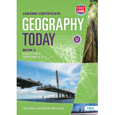 Geography Today Book 2 LC NEW