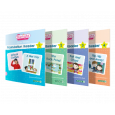 Starlight 1-4 Junior Readers PACK