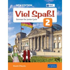 Viel Spas Text Book 2 NEW 2018 PACK