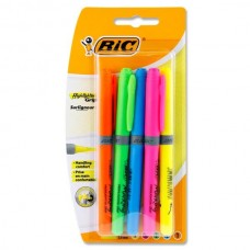 Z: Bic Highlighter Pens 5