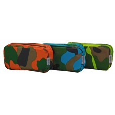 Z: Pencil Case Camoflage Double Zip