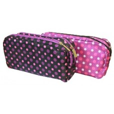 Z: Pencil Case Dots Double Zip