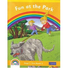 Fun at the Park Rainbow