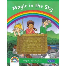 Magic in the Sky Rainbow Reader