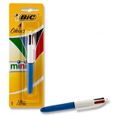 Z: Bic Mini 4 Colour Pen