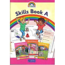 Rainbow Skills Book A Junior