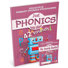 Just Phonics 42 Sounds PACK