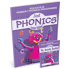 Just Phonics  Senior Infants PACK