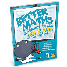 Better Maths 6 Numeracy Skills