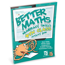 Better Maths 4 Skills