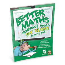 Better Maths 1 Numeracy Skills