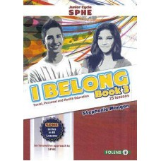 I Belong Book 3 SPHE- S.Mangan