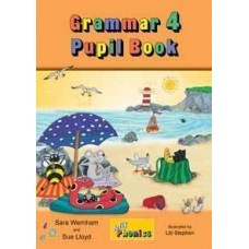 Jolly Grammar Pupils Book 4