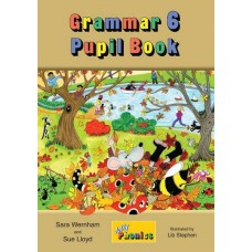 Jolly Grammar Pupils Book 6