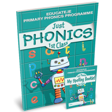 Just Phonics 1st Class PACK