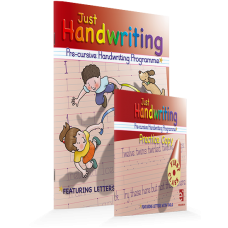 Just Handwriting 1 PreC PACK