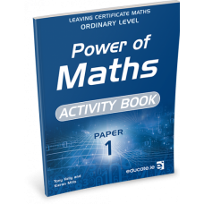 Power of Maths 1 LC Ord Activity