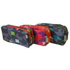 Z: Pencil Case Aztec Double Zip