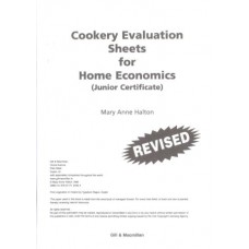 Cookery JC Evaluation Sheets