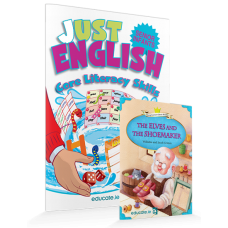Just English Senior Infants PACK