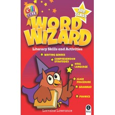 Word Wizard 3rd Class Gill Education