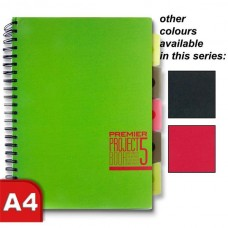 Z: Lecture Pad  A4 250PP+Tabs