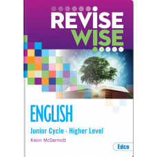 Revise Wise JCYCLE English Higher