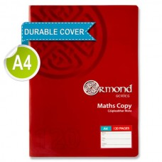 Z:Copy A4 120pp Maths DURABLE