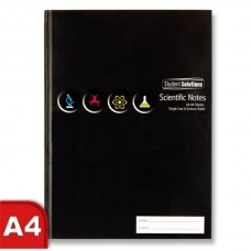 Z:Copy Hardback A4 128pp Science