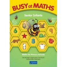 Busy at Maths Senior Infants