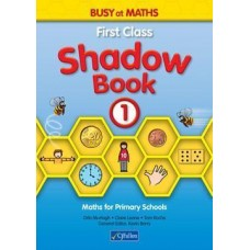 Busy at Maths 1 Shadow Book