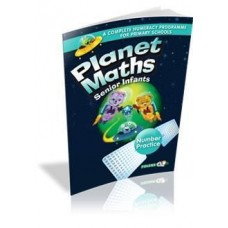 Planet Maths Senior Infants SET