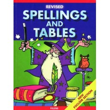 Spellings and Table Book  Folens
