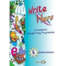Write Here B Senior Infants