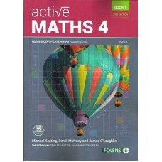 Active Maths 4 Book 1 Higher